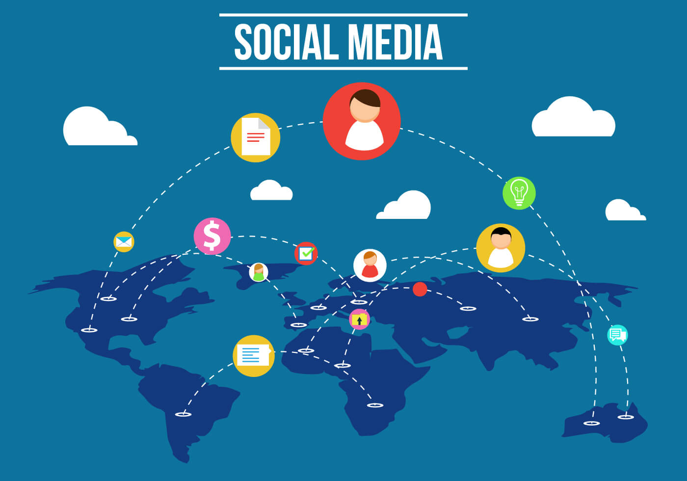 5 Reasons Social Media Is Great For Marketing