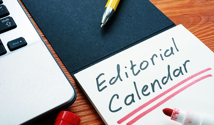 Content Marketing Why Every Writer Needs An Editorial Calendar
