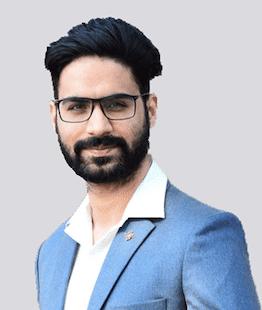 Revity Marketing Agency: Website Development Department Head Mujahid